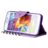 가장 새로운 도착 Samsung 은하 S6 가장자리를 위한 최신 전화 Leahter 케이스