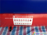 Смешное напольное раздувное скольжение для взрослый брезента PVC