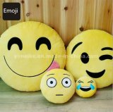 Stock에 있는 최신 Sale Comfortable Plush Decorative Emoji Pillows