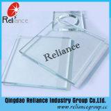 el vidrio de flotador ultra claro de 3mm-19m m con Ce y la ISO certifican