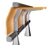 Español Diseñado silla de escritorio Terrence Aula, Escuela de aluminio para muebles