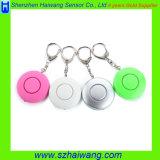 125dB ad alta voce allarme della signora Kids Anti-Colza Anti-Attacare Personal con Keychain