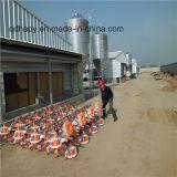 Полуфабрикат цыплятина контролирует дом с оборудованием птицефермы полного комплекта автоматическим