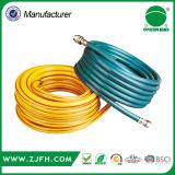 Tuyau à haute pression technique de jet de PVC de la Corée, tuyau de jet de PVC, tuyau de jet