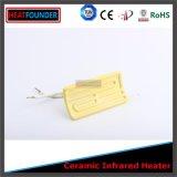 Calefator cerâmico infravermelho industrial personalizado da alta qualidade