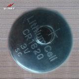 Cr1620 3.0V Lithium-Tasten-Zellen-Batterie