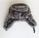 Nueva Moda sombrero de piel caliente para el invierno