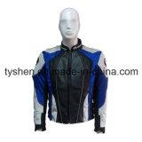Куртка куртки Motocross франтовская для всадников с кожей PU