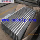 Fornecedores ondulados da folha da telhadura do metal
