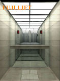 주거 사용법을%s 가는선 미러 에칭 전송자 엘리베이터