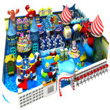 Wenzhou neues Art Plastik-PVC-Kind-Spiel-Geräten-Innenspielplatz