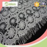 Fabbricato del merletto dell'occhiello del merletto della guipure di colore della Doubai del mercato della Cina multi