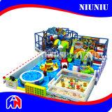 Cour de jeu d'intérieur de nouveau de modèle de Wenzhou de PVC d'enfants matériel en plastique de jeu