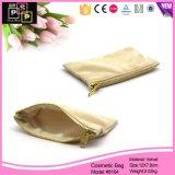 Superventas hecha en bolsa del terciopelo de China con la cremallera