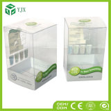 Bildschirmanzeige Rectangle Gift Clear Plastic Packaging Box für Cup Mug