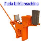 Kleine Lehm-/Kleber-blockierenziegelstein-Maschine