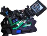 Faser-Schmelzverfahrens-Filmklebepresse-Maschinen-optische Geräte DHL-freie Eloik Alk-88A, die Maschine verbinden