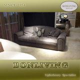 Sofá de couro luxuoso de Nubuck (B33&B34)! ! !