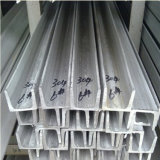 AISI ASTM DIN En etc. 304L Stainless Steel Channel Bar