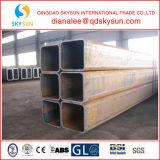 En10025 E010210 En10219 S355j2 S355jo S355jrh SquareおよびRectangular Steel Tube