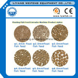 2-3t/H Sinking/Floating Fish Feed Pellet Production Line