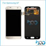 Bester Qualitäts-LCD-Touch Screen für Bildschirmanzeige-Baugruppe Samsung-S7