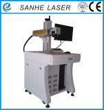 China-heißer Verkaufs-Faser-Laser-Markierungs-Maschinen-Stich-Plastik/Uhr