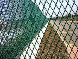 PVCによって塗られる溶接された網