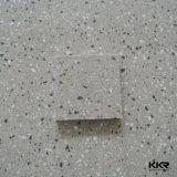 Surface solide en pierre acrylique modifiée par décoration