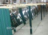 수평한 Production Line Float Glass 3mm Aluminum Mirror