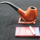 Высеканная Handmade естественная красная деревянная труба верхнего качества куря