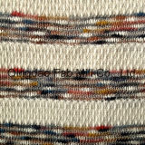 Tela de estiramento de confeção de malhas do algodão poli de rayon