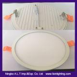 Neues LED-Panel Downlight dünner Rand und vertiefte oder Oberflächenmontierung 12-18W