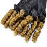 Оптовые размеры человеческих волос Ombre верхнего качества профессиональные от 12 '' - 26 ''