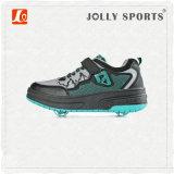 El patín de ruedas retractable Heelys se divierte los zapatos corrientes para los cabritos