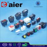 24V Red Light 24 Volt Rocker Switch