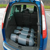 cilindros de gás de 34L CNG para os veículos automáticos (ISO11439)