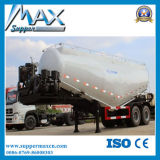 Pó Material Transport Semi Trailer com Fuwa 13 Ton Axle