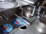 Type rotatoire cuvette de machine de remplissage de crême glacée