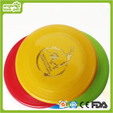 Jouets multicolores de chien de frisbee de silicagel (HN-PT405)