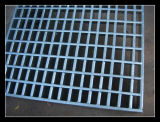 Arabia Saudí venta caliente galvanizado rejilla de acero