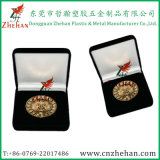 Velvet Медаль Коробка для Сувениры подарки