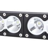 Yourparts 9-60V 60W Rigid LED helles Bar mit White/Yellow Lens (YP-8811)