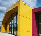 Hitzebeständiger und beständiger dekorativer Isolierungs-Wand-UVvorstand