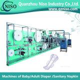 Garniture sanitaire de contrôle Plein-Servo stable faisant la machine avec du ce (HY800-SV)
