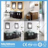 Toebehoren van de Badkamers van het Einde van het Triplex van de Stijl van Australië de Hoge Moderne die met ZijIjdelheid worden geplaatst (BC125V)