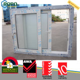 Двойное Glazing UPVC Sliding Window с Австралией Standard
