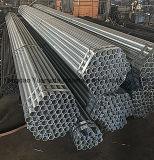 Tubo quadrato rotondo d'acciaio Pre-Galvanizzato
