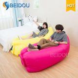 Heiße Verkaufs-einzelne Mund-Kneipe-faule Beutel Laybag Nylonhängematten-aufblasbarer Schlafsack