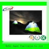 Strand-kampierende Zelte für Verkauf oben knallen